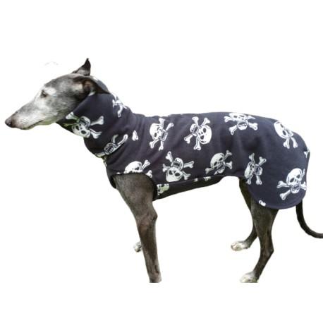 Windhundpullover Jolly Roger