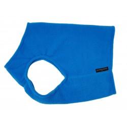 Windhund-Polarfleece-Weste, Farbe Türkis, 5 Größen