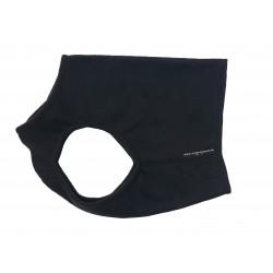 Windhund-Polarfleece-Weste, Farbe Schwarz, 5 Größen