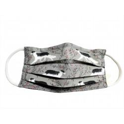 Behelfsmaske, Gesichtsmaske Barsoi, Gr. L (Erwachsene)