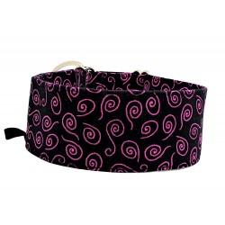 Zugstopp Halsband Windhundhalsband Skidoodle Pink, 3 Breiten lieferbar
